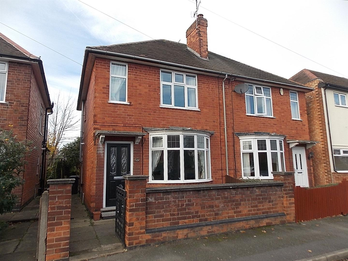 2 Bedrooms Semi Detached House for sale in Firs Street, Sawley